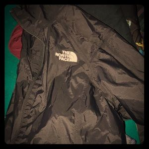 XS . Northface windbreaker